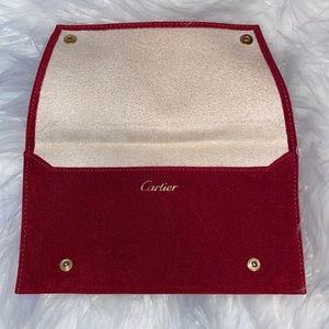 Authentic Cartier Sunglass Case ❤️❤️❤️❤️